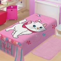 Cobertor Infantil Disney Marie - Jolitex - Marie - Jolitex