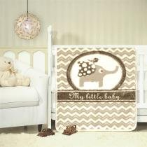 Cobertor Infantil Pippo Elefante - Etruria