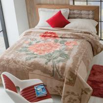 Cobertor Jolitex Raschel Casal 1,80 x 2,20m Elegance -