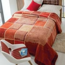Cobertor Jolitex Raschel Casal 1,80 x 2,20m Iluminato -