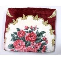 Cobertor king rosa vermelha 2,20 m x 2,40 m - Sultan