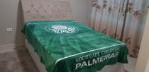 Cobertor Standium Casal Palmeiras  Jolitex -