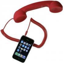 Coco Phone Para Celular Vermelho Iph20788 Vivitar - Vivitar
