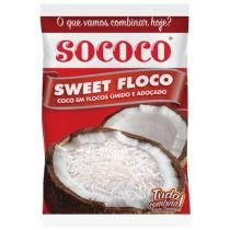 Coco Ralado em Flocos Flococo Sweet kg - Sococo -