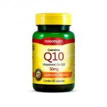 Coenzima Q10 - 60 cápsulas - Maxinutri -