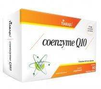 Coenzyme Q10 50mg - Tiaraju - 60 Cápsulas -