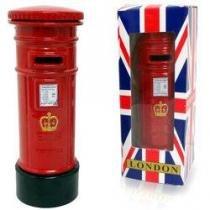 Cofre Caixa De Ferro Correios Londres Post Office - Rpc