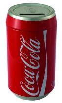 Cofre De Lata Coca Cola -