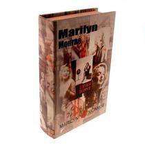 Cofre Livro Marilyn Monroe - Versare Anos Dourados