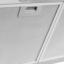 Coifa em Vidro Curvo Inox Duto Slim de 75cm - 220 Volts - Fogatti