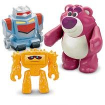 Coisa Sparky e Lotso Imaginext Toy Story 3 Fisher Price - Mattel - Toy Story