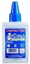 Cola Isopor Polar 40 Gramas Compactor -