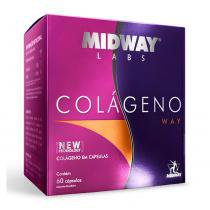 Colágeno 60 Cápsulas Midway - Midway Labs