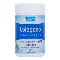 Colágeno Hidrolisado 1000mg - Stem pharmaceutical