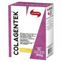 Colágeno Hidrolisado COLAGENTEK - Vitafor - 10 Saches -