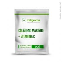 Colágeno Marinho (Collyss) 4g + Vitamina C 120mg 30 Sachês - Miligrama