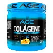 Colágeno Powder Age Nutrilatina - Suplemento - 300g - Nutrilatina