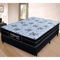 Colchão Casal Probel Molas Ensacadas/Pocket - 28cm de Altura Pro Dormir Springs Black