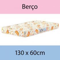 Colchão De Espuma para Berço Baby 1,30m x 60Cm Umaflex -