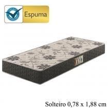 Colchão Solteiro de Espuma Ecoflex - D26 Ecoline 78x188x14 -