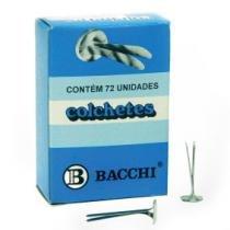 Colchetes Latonado n.12 com 72unids - BACCHI -