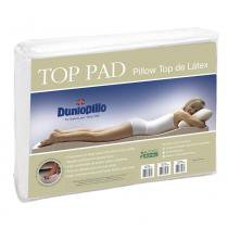 Colchonete KING SIZE Top Pad Bambo - Látex - 193x203 - Theva