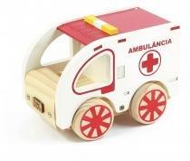 Coleção carrinhos ambulância - NEWART DO BRASIL