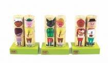 Coleção cilindros personagens - NEWART DO BRASIL