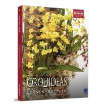 Coleção Rubi - Orquídeas da Natureza Volume 5: Orquídeas chuva-de-ouro - Toca do verde