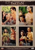 Coleçao Tarzan I - Ediçao Verde - Classicline (dvd)