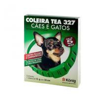 Coleira TEA 327 Konig Cães e Gatos 13g 33cm -