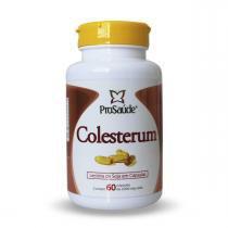 Colesterum Lecitina de soja 60 cápsulas ProSaúde -