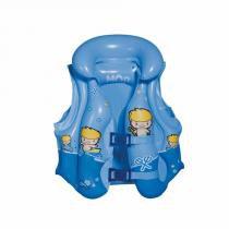 Colete Inflável Atlantis  - Azul - Mor