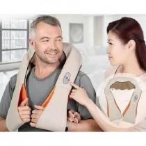 Colete Massageador De Pescoço  Shiatsu Neck Bivolt - Mc
