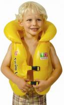 Colete Safe Inflável - Nautika - Amarelo -