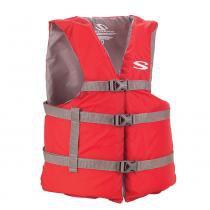 Colete Salva-Vidas Boating Adulto Vermelho - Coleman - Vermelho - Coleman