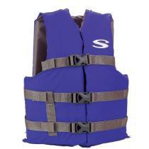 Colete Salva-Vidas Boating Juvenil Azul - Coleman - Azul - Coleman