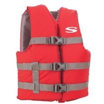 Colete Salva-Vidas Boating Juvenil Vermelho - Coleman - Vermelho - Coleman