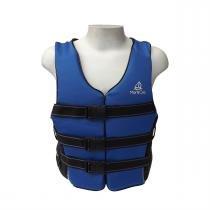 Colete Salva Vidas Classe V Esporte Tam P Azul Mar E Cia -