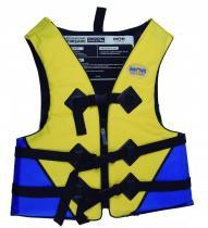 Colete Salva-Vidas Mor 60kg Amarelo E Azul -