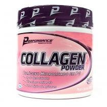 Collagen Powder 300g Morango Performance Nutrition - Performance Nutrition