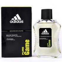 Colônia Adidas Masculina Pure Game 50ml - ADIDAS