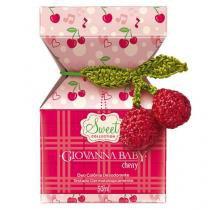 Colônia Giovanna Baby Cherry 50ml - GIOVANNA BABY