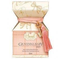 Colônia Giovanna Baby Peach 50ml - GIOVANNA BABY