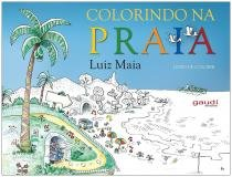Colorindo na Praia - Gaudi editorial
