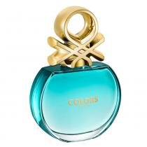 Colors Blue Benetton - Perfume Feminino - Eau de Toilette - 80ml - Benetton