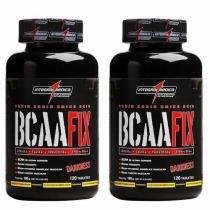 87634d2ea Combo 2 - Bcaa Fix Darkness - 120 Tabletes - Integralmédica - Integralmedica