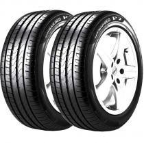 Combo 2 Pneus A1 Série 3 C4 Classe A 225/45r17 94w P7 Cinturato Pirelli -