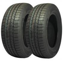 Combo 2 pneus rav4 sportage 235/55r18 104v crosswind 4x4 hp linglong - Linglong