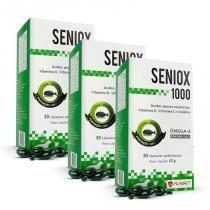 Combo 3 unidades seniox 1000mg (30 capsulas) - avert -